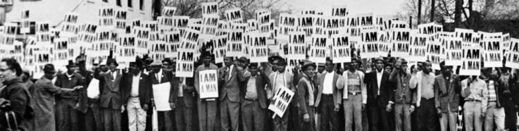 La lutte pour l'émancipation des noirs américains par RFI