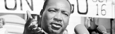 Martin Luther King et les chansons soul engagées sur Le Mouv