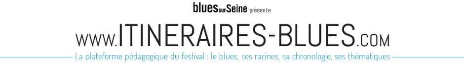 Itinéraires Blues : La plateforme pédagogique du festival Blues sur Seine