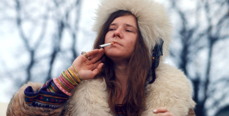 "Sortie de ""Janis"" : documentaire sur Janis Joplin"