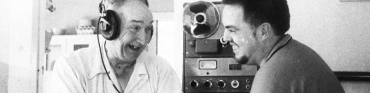 """Alan Lomax, Père fondateur du """"Global Juke Box"""" sur France Culture"""