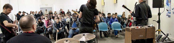 Rencontres musicales collèges & lycées : réservations ouvertes